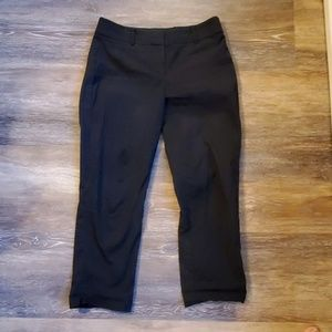 Ann Taylor crop trousers size 4